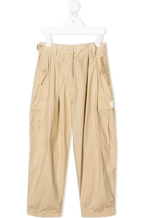 Givenchy Slim cargo trousers - Neutrals