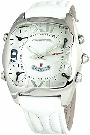 ChronoTech Mens Analogue Quartz Watch with Leather Strap CT7677M-09