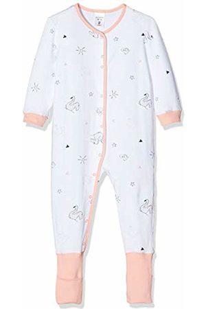 Schiesser Girls' Baby Anzug Vario Fuß Pyjama Sets