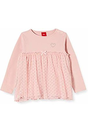 s.Oliver Baby Girls' 59.911.31.7685 Long Sleeve Top