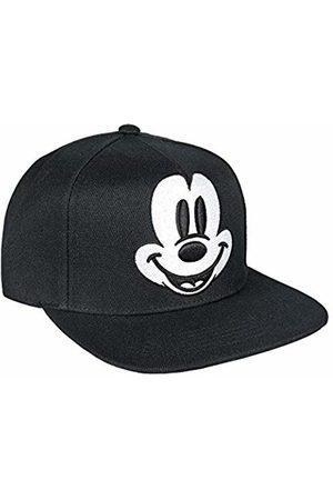 Artesanía Cerdá Boy's Gorra Visera Plana Mickey Cap, Negro