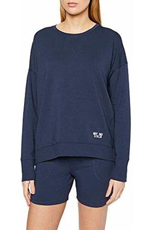 Marc O' Polo Women's Loungewear W-Shirt Ls Crew-Neck Pyjama Top