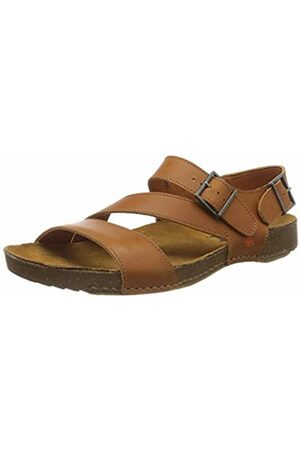 Art Unisex Adults' 0999 Grass Breathe Open Toe Sandals, (Cuero Cuero)