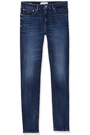 Calvin Klein Men's Super Skinny Jeans, (DA141 MID 1A4)