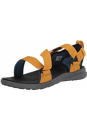 Columbia Men's Open Toe Sandals, (Petrol , Golden 403)