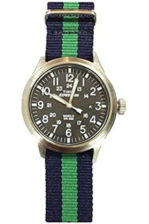 Timex Quartz Watch with Polyamide Strap T49962GS