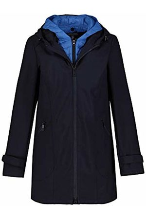 GINA LAURA Women's Softshelljacke, Fake Innenweste Shell Jacket