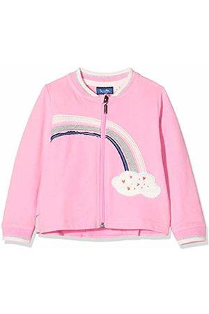 Sanetta Baby Girls' Sweatjacke Track Jacket
