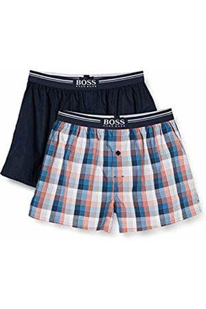 HUGO BOSS Men's 2p Boxer Shorts Ew