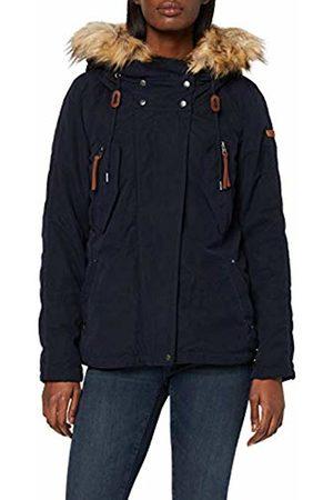 s.Oliver Women's 46710512798 Jacket, (Dark 5955)