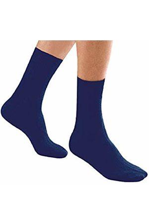 Rekordsan Men's CS14 Support Stockings, 70 DEN, Blu