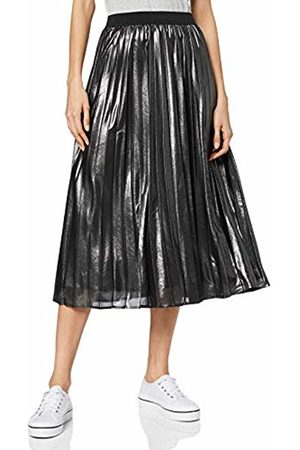 Tommy Hilfiger Women's JAZZ MIDI SKIRT Skirt, (CASTLEROCK)