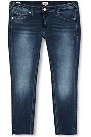 Tommy Hilfiger Women's Sophie Low Rise SKNY Ankle DLYDK Straight Jeans