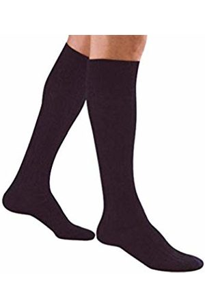 Rekordsan Men's CS15 Support Stockings, 70 DEN, Nero