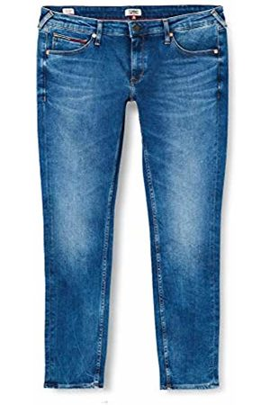 Tommy Hilfiger Women's Sophie Low Rise Skinny MNM Straight Jeans