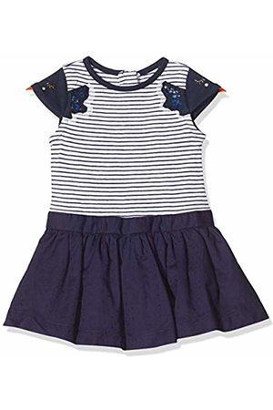 Catimini Baby Girls' Cq30043 Robe Bi Matiere Dress