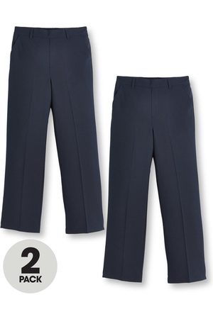 Very Boys 2 Pack Pull On Trousers