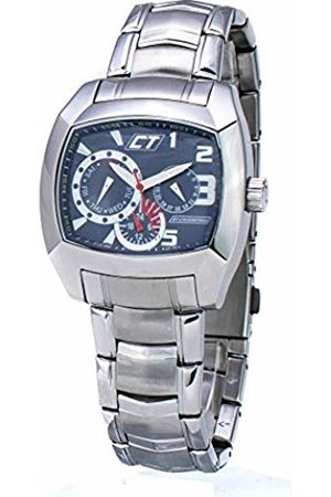 ChronoTech Mens Analogue Quartz Watch with Stainless Steel Strap CC7049M-03M