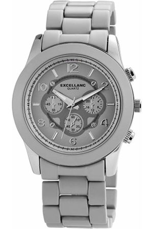 Excellanc 150821500010 Ladies' Watch XL Analogue Quartz Different Materials