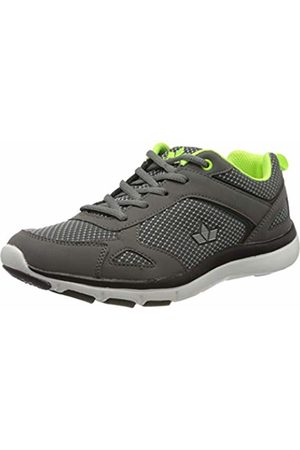 LICO Unisex Adults' Arigo Low-Top Sneakers, (Grau/Lemon Grau/Lemon)