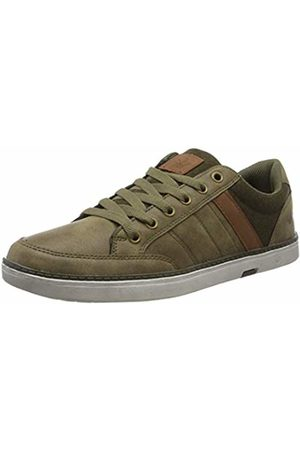 LICO Men Trainers - Men's Gunar Low-Top Sneakers, (Oliv Grün)