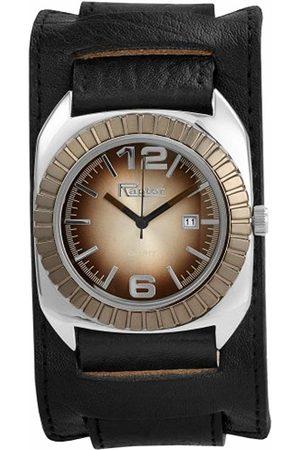 Raptor Men's Watches 297927100025 Genuine Leather Strap