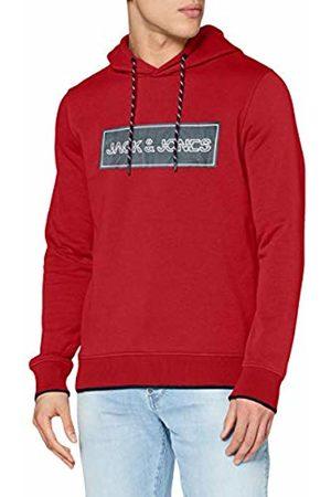 Jack & Jones Men Sweatshirts - Men's JCOTRISTAN Sweat Hood Hoodie