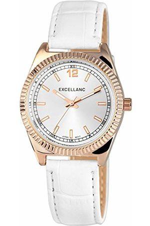 Excellanc Women's Quartz Watch 195232000029 with Leather Strap