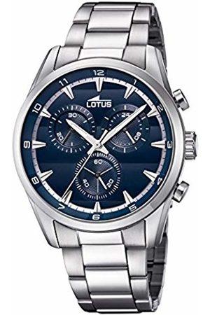 Lotus Chronograph 18365/2 Mens Wristwatch very sporty