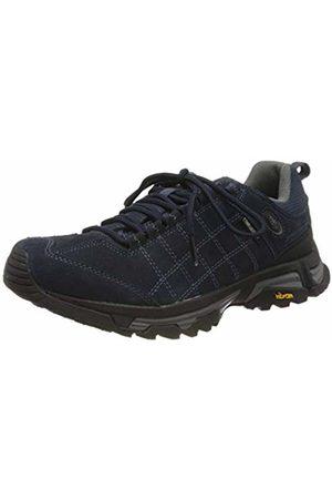 Bruetting Unisex Adults' Mount Forbes Low Rise Hiking Shoes, (Marine/Grau Marine/Grau)