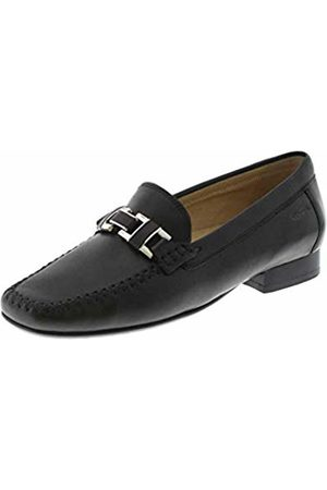 Sioux Women's Cambria Mocassins, (Schwarz 000)