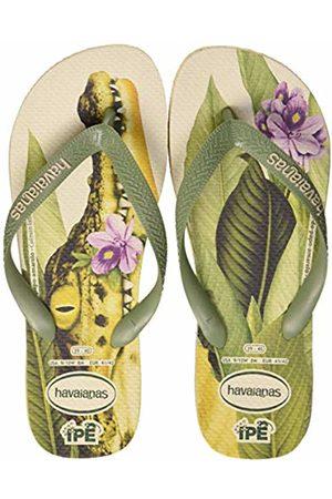 Havaianas Unisex Adult's Ipe Flip Flops, ( /Mineral 7853)