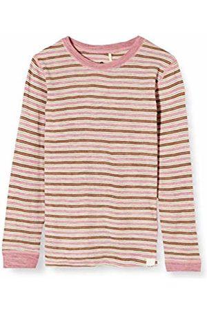 Celavi Girl's Bluse/t-Shirt Mit Langen Ärmeln in Weicher Wolle Blouse