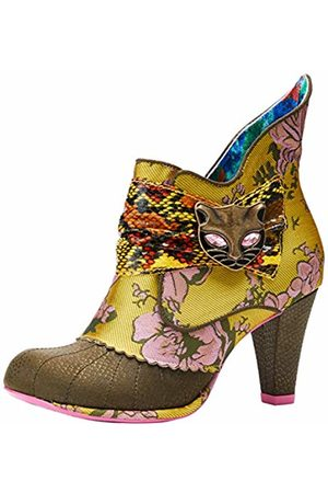 Irregular Choice Women's Miaow Ankle Boots, ( /Multi Bc)