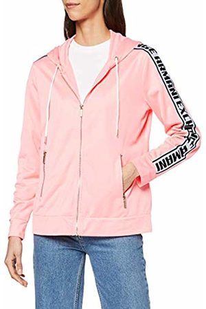 Armani Women's Logo Tape Sweat Hoodie