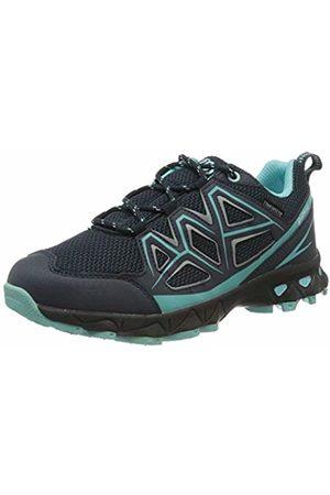 Bruetting Unisex Adults' Power Low Rise Hiking Shoes, (Marine/Türkis Marine/Türkis)