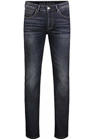 Mac Men's Arne Straight Jeans, (Authentic Dark H862)