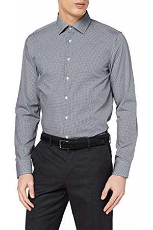 Seidensticker Men's Herren Business Hemd Slim Fit Formal Shirt