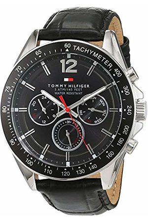 Tommy Hilfiger Men's Watch Analogue Quartz Leather 1791117