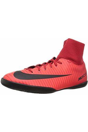 Nike Kids' Jr. Mercurial X Victory 6 Dynamic Fit Ic Footbal Shoes, Multicolor (University / -Bright Cr)
