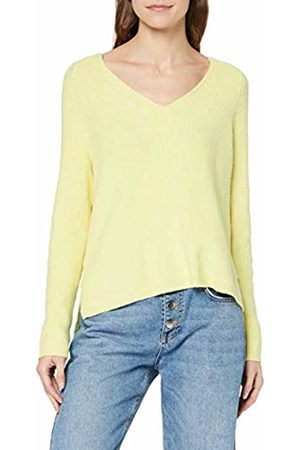 Only Women's Nmffrozen Brielle Ls Top Wdi Jumper