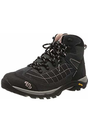 Bruetting Unisex Adults' Mount Crillon High Rise Hiking Shoes, (Grau/Rosa Grau/Rosa)