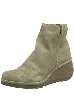 Fly London Women's NEJI196FLY Ankle Boots, (Biscuit 004)