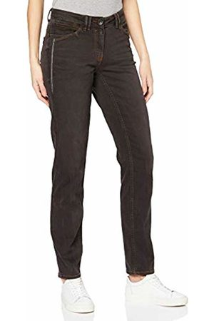 Cecil Women's 372796 Scarlett Loose Fit Straight Jeans