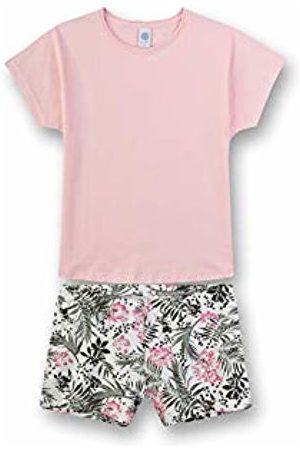 Sanetta Girl's Pyjama Kurz Set