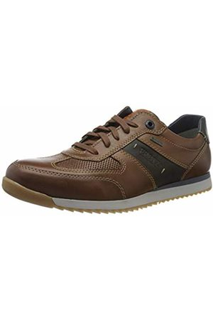 Fretz Men Tobias Low-Top Sneakers, (Cavallo 82)