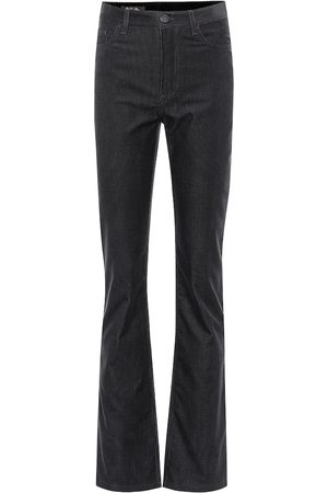 Loro Piana Rodger high-rise flared corduroy pants