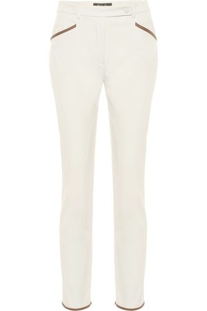 Loro Piana Rickey stretch-cotton pants