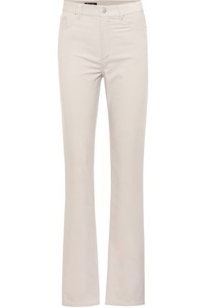 Loro Piana Rodger stretch-corduroy straight pants