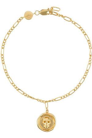NORTHSKULL Men Bracelets - Atticus skull chain bracelet